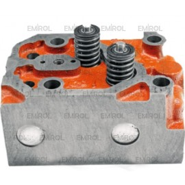 Głowica silnika kpl.z zaworami uniwersalna do Zetora 3-cylindrowego i 4-cylindrowego