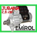 Rozrusznik Jubana szybkoobrotowy MF4 4512 4514 Perkins, Claas Wzmocniony 2,8 kW
