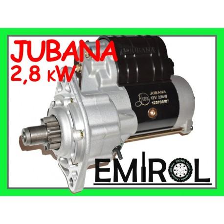 Rozrusznik Jubana MF4 Perkins, Claas Wzmocniony 2,8 kW