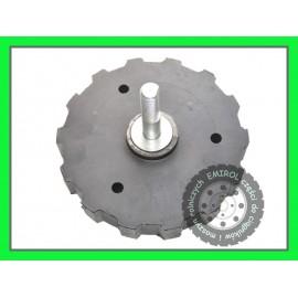 Rolka wciągająca kompletna gumowo-metalowa kombajn ziemniaczany 564321032