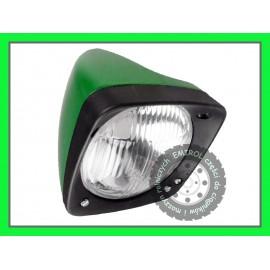 Reflektor lampa przednia prawa lewa John Deere DE13523