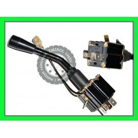 Włącznik przełącznik kierunkowskazów świateł Case 3141485R91