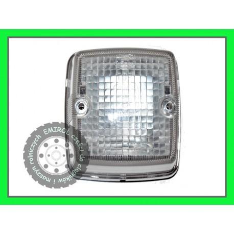 Lampa boczna na błotnik John Deere AL25877