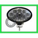 Lampa robocza LED 2800 Lumenów 8x5w OSRAM uniwersalna ZETOR CASE Fendt