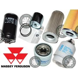 Filtry powietrza paliwa kabiny oleju hydrauliczny Massey Ferguson zamienniki