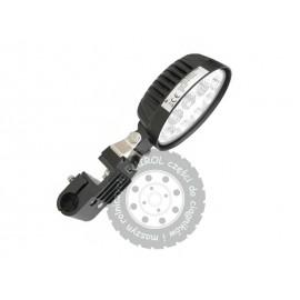 Lampa robocza LED z uchwytem 1800 Efektywnych lumenów NOWOŚĆ