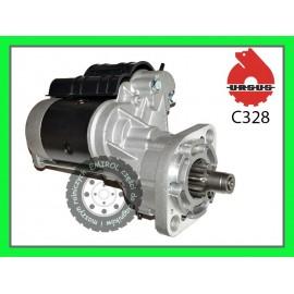 Rozrusznik szybkoobrotowy z reduktorem Ursus C328 C-328 2,8kW