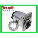 Pompa hydrauliczna skrzyni biegów powershift FENDT Favorit 0510725386 E514100491010