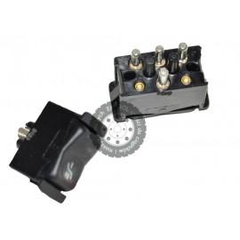 Przełącznik przycisk wahliwy motowideł Claas 604026