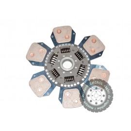 Tarcza sprzęgła ceramiczna Same Deutz Lamborghini Formula Grand Prix 333011610
