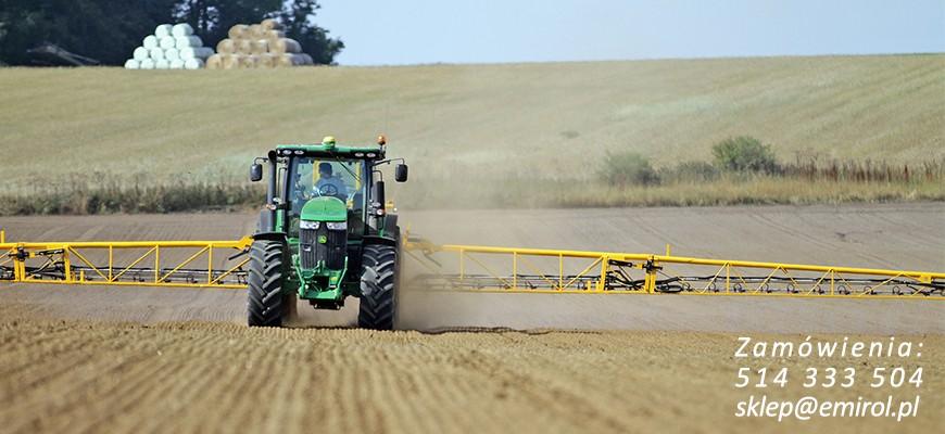 Części do ciągników i maszyn rolniczych